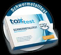 ToxTest - Schwermetalltest
